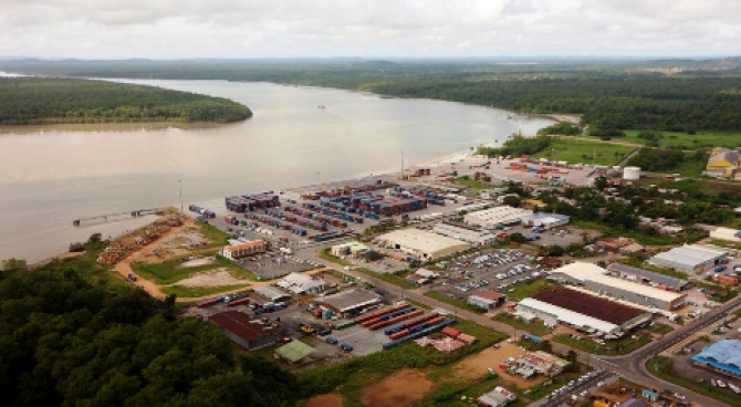 [Interview] Le Grand Port Maritime de Guyane - un acteur incontournable du développement local